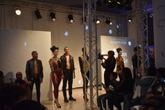 Ethno tendance fashion week brussels 2018