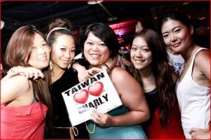 charly Templar à Taiwan