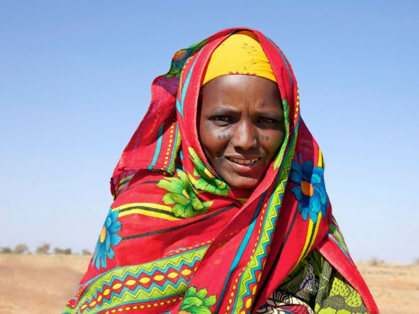 FEMME FROM NIGER