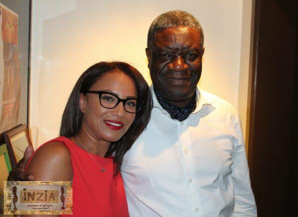 En compagnie du Docteur Denis Mukwege, l'homme qui répare les femmes