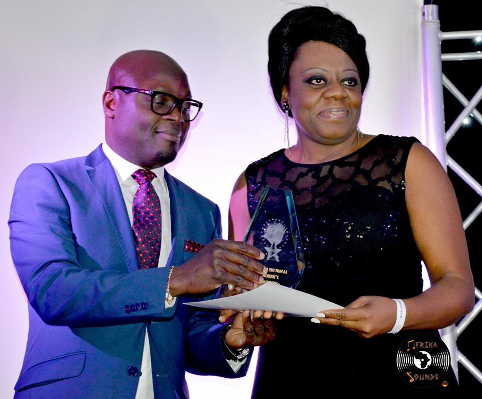 Dora Ilunga, prix d'honneur