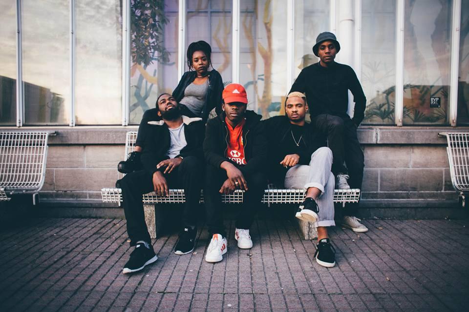 Le groupe Soul' Art, sorte de résurrection des Fugees