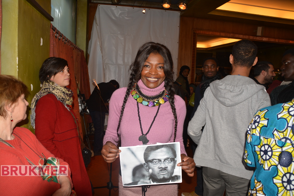 Les afro-descendants honorent Lumumba à Bruxelles