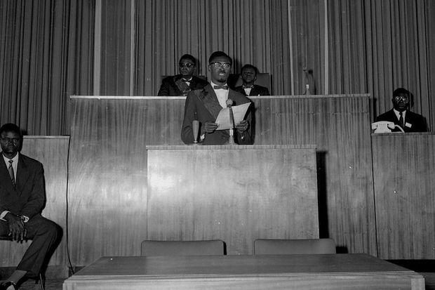 lumumba discours 1960