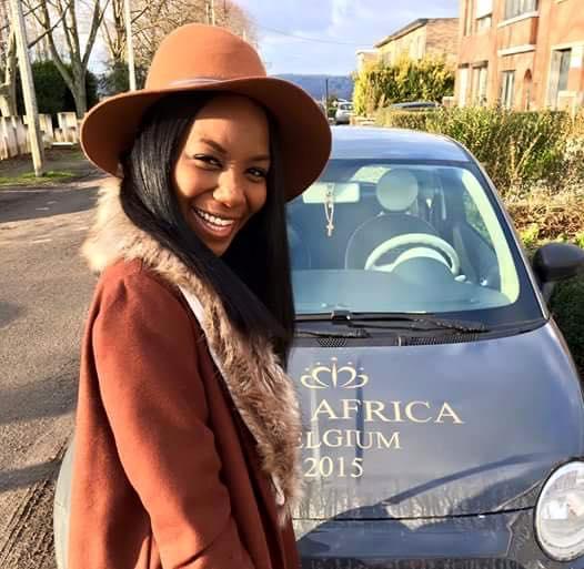 jessy mboumba miss africa belgique 2015
