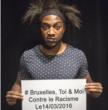 kamini parrain du festival international rions ensemble contre le racisme