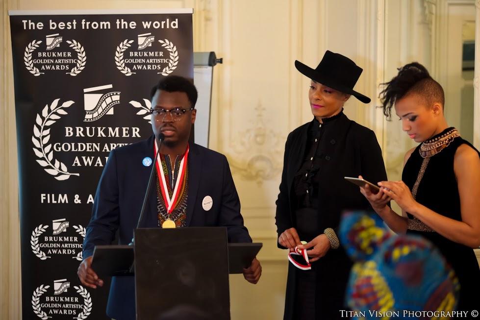 badi aux brukmer golden artistic awards