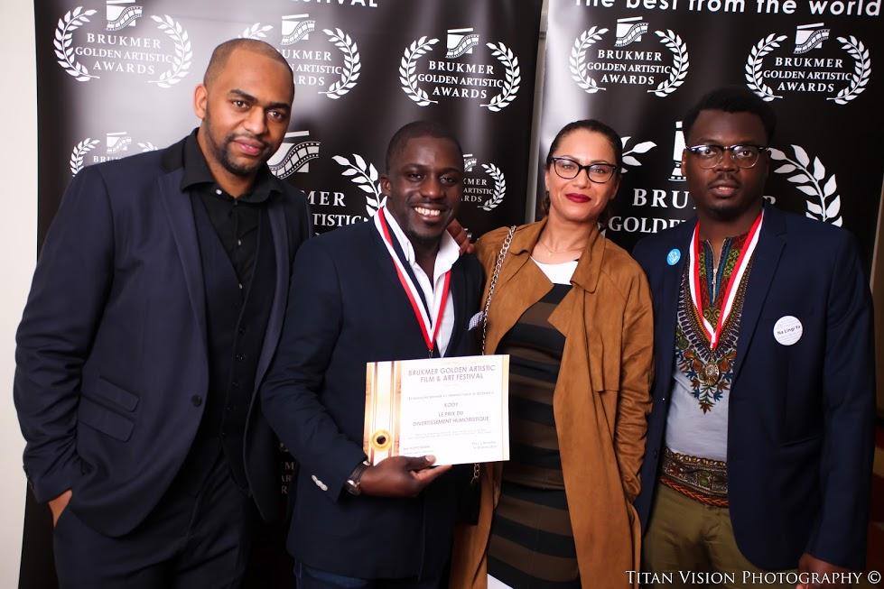 kody aux brukmer golden artistic awards