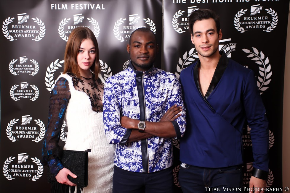 nkiani geoffrey aux brukmer golden artistic awards