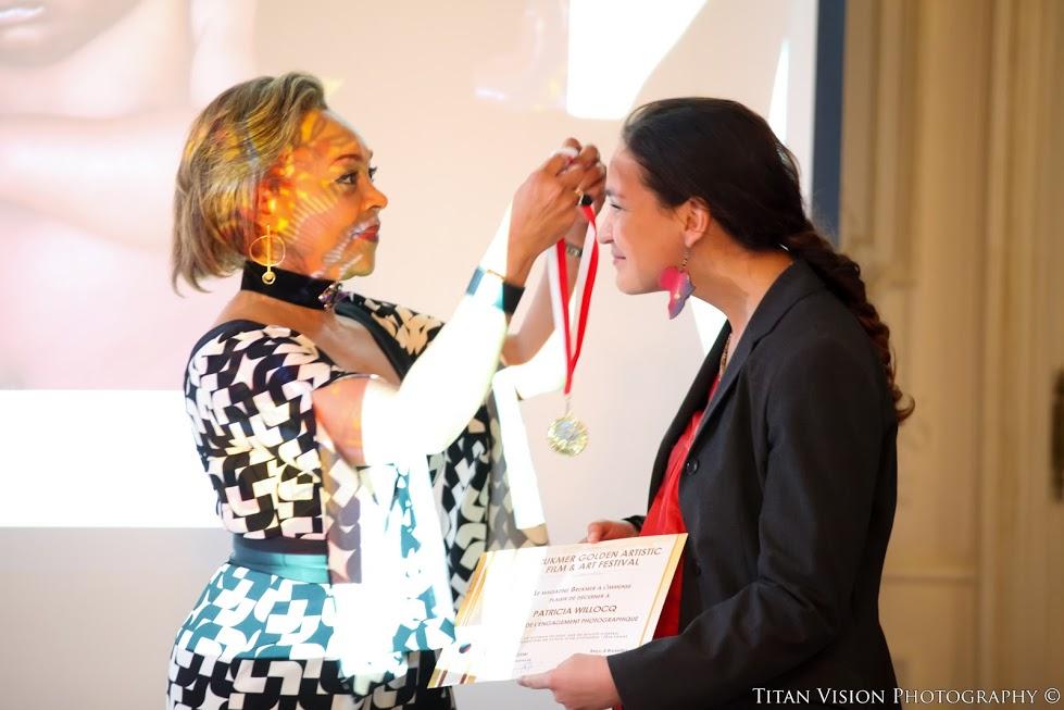 patricia willocq aux brukmer golden artistic awards