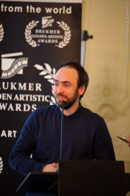 françois pirot aux brukmer golden artistic awards