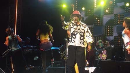 Papa Wemba 10 minutes avant sa mort