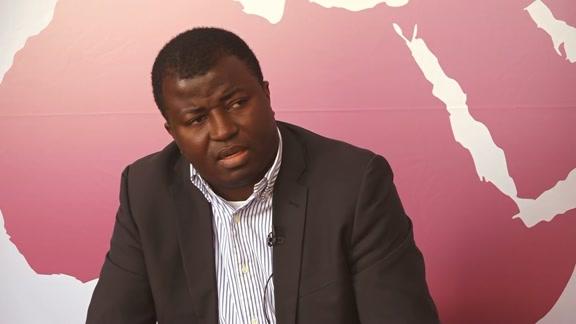 Olivier DOSSOU FADO Sociologue, analyste politique