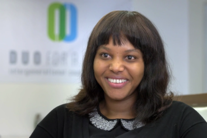 Mariama, 25 ans, chercheuse d'emploi et mentees chez Duo for a job