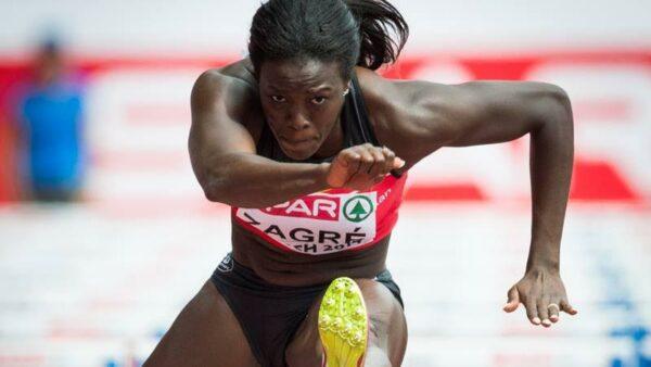 anne zagré athlète Belge burkinabé JO Rio