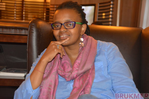 sonia Hakuziyaremye, coordonatrice du PACSA