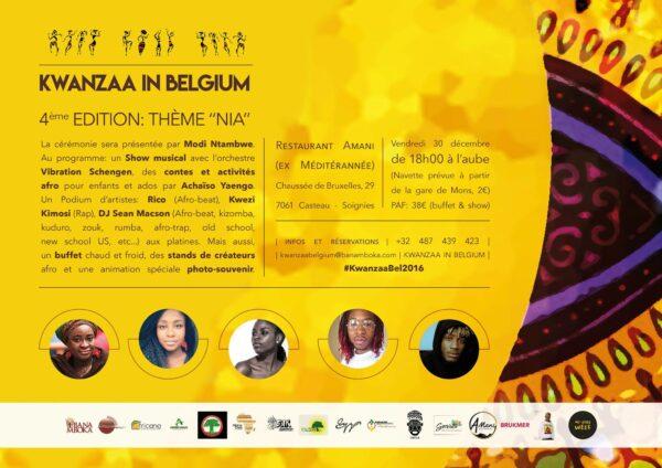 kanzaa 2016 mons belgique