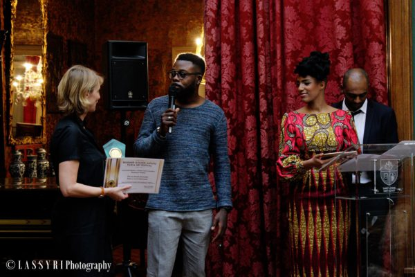fransisco lusemo brukmer golden artistic awards du meilleur réalisateur