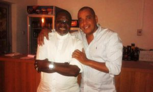 Fabrice masuka et Papa Wemba