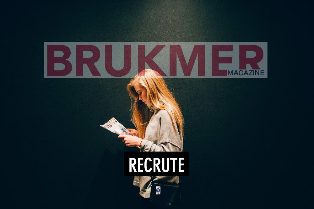 recrutement brukmer magazine
