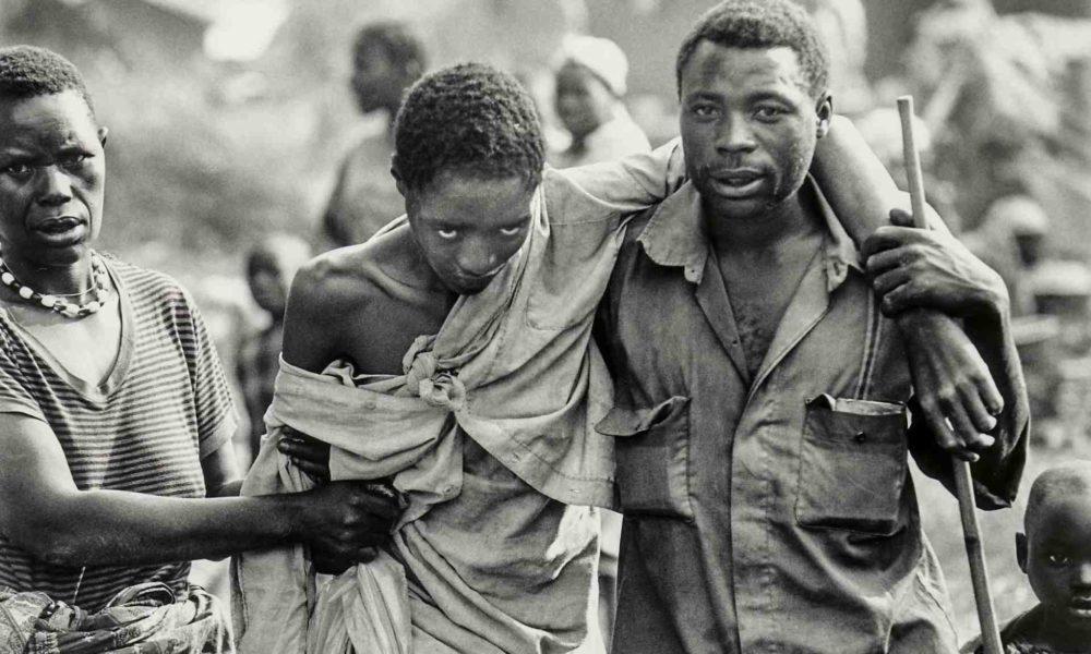 Genocide hereroes et Namas en Namibie