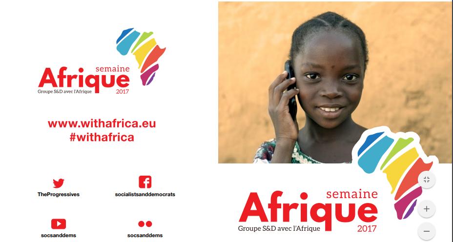 semaine afrique au parlement européen