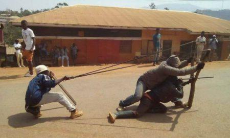crise politique au cameroun