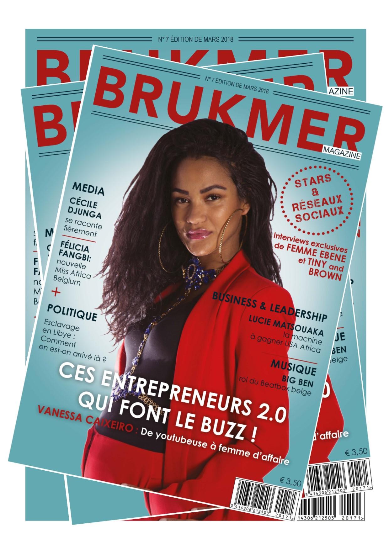 brukmer magazine mars 2018