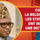 dictature de mobutu