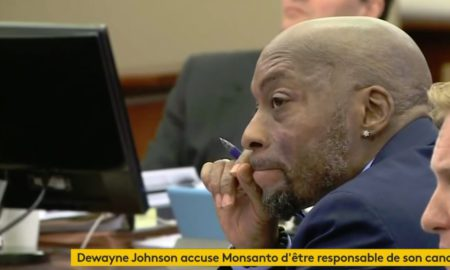 dewayne johnson monsanto