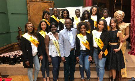 Miss africa belgique 2019 2020