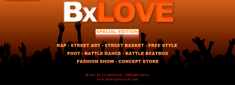 bxl love whatsup brussels