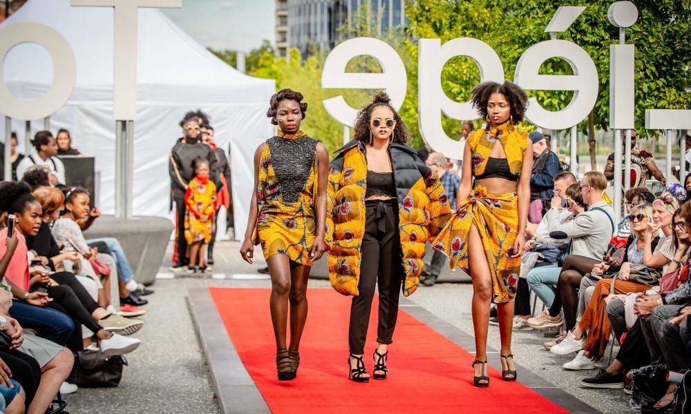 wax fashion show liege