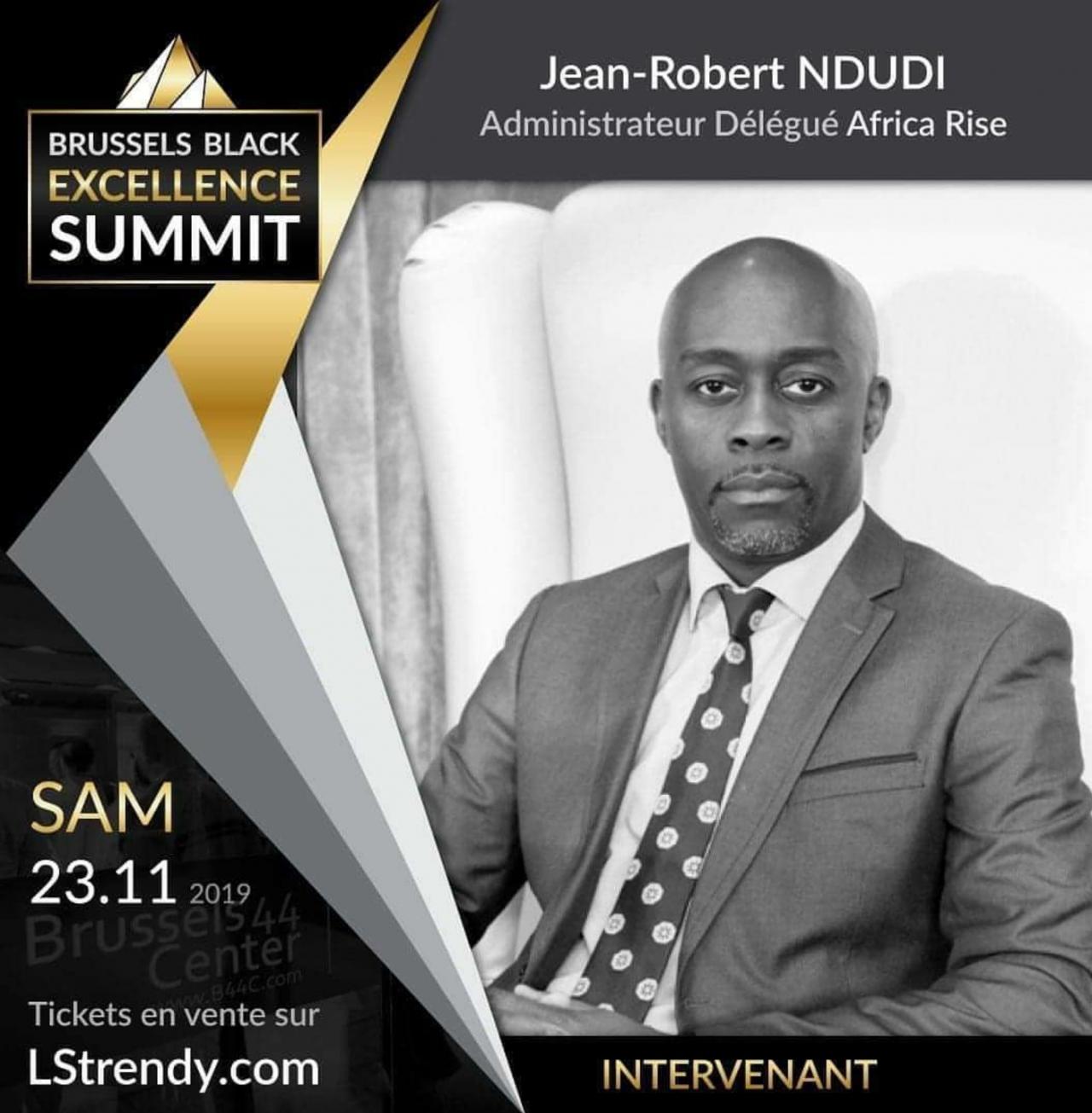 Jean-Robert NDUDI