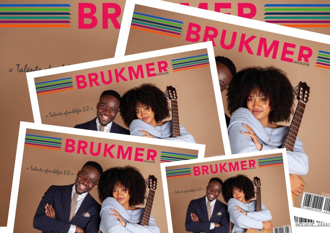 brukmer magazine, talents afro-belges 3.0