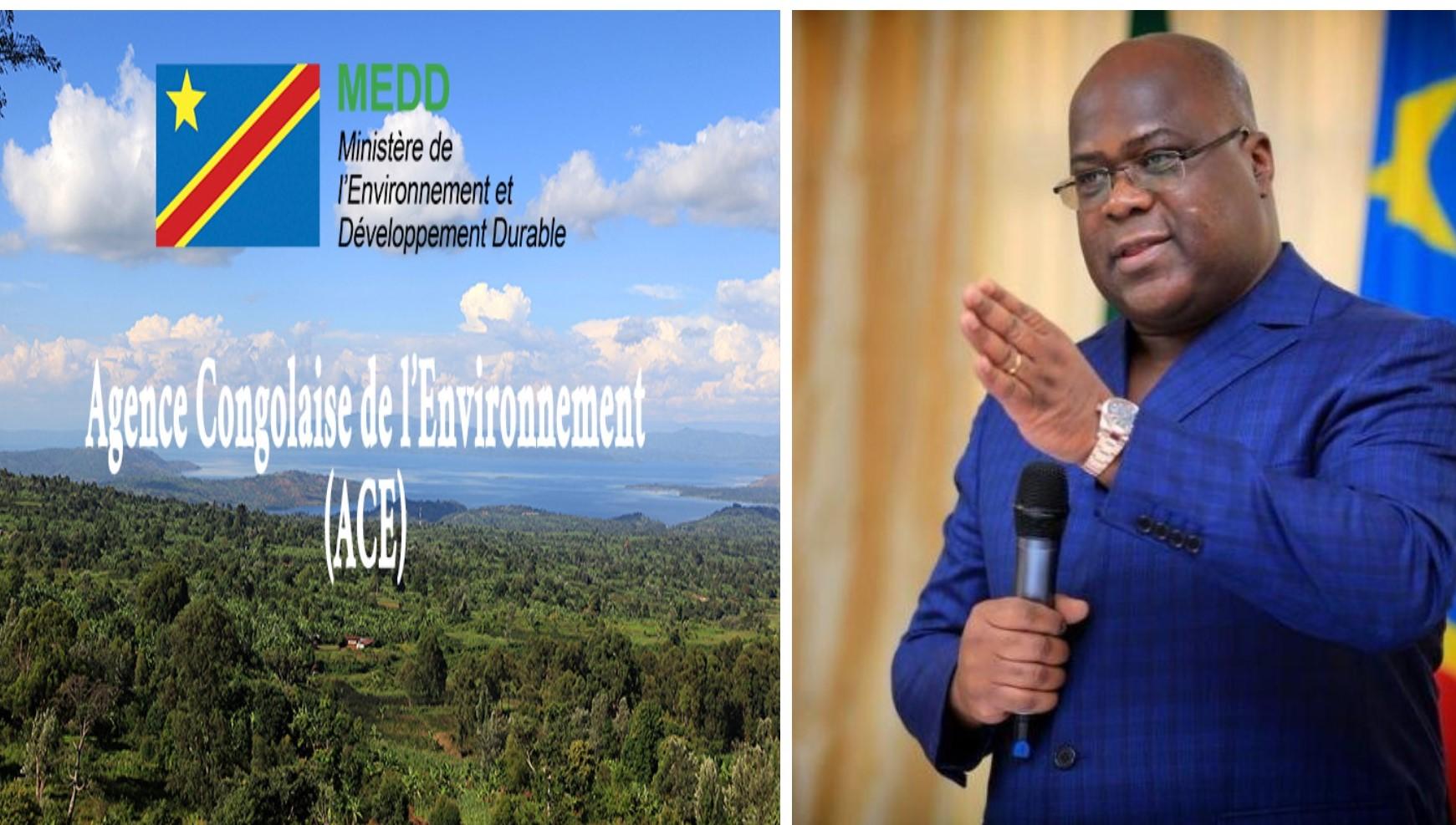 tsisekedi Agence de la transition écologique et de développement durable en RDC