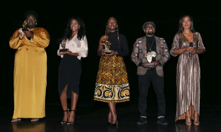 Golden Afro artistic awards 2020