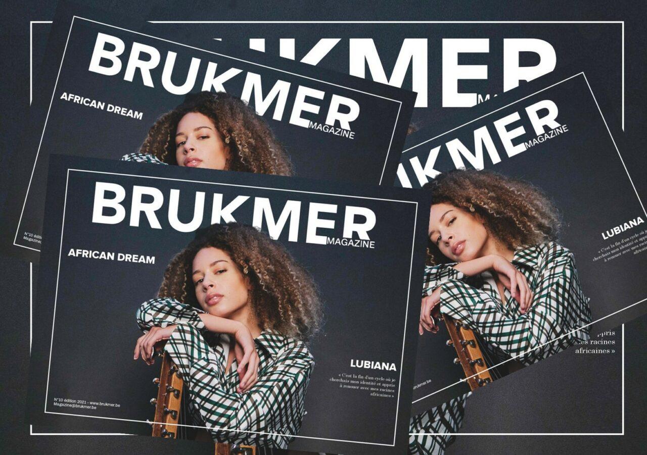 brukmer magazine cover 2021 lubiana